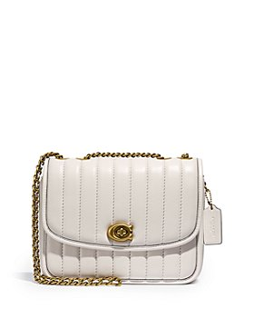 COACH - Madison Small Quilted Leather Shoulder Bag
