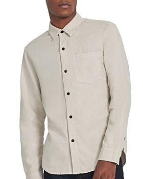 J Brand - Tertium Woven Slim Fit Button Down Shirt
