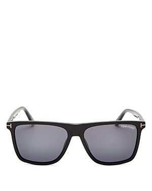Tom Ford Unisex Square Sunglasses, 57 mm-Jewelry & Accessories