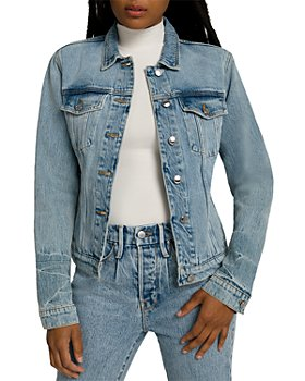 Good American - Committed to Fit Denim Jacket
