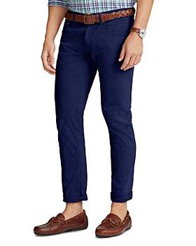 Polo Ralph Lauren - Sullivan Cotton Stretch Slim Fit Pants