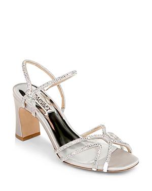 Badgley Mischka Sandals WOMEN'S HEY HIGH HEEL SANDALS