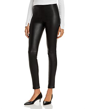 Theory - Adbelle Leather Pants