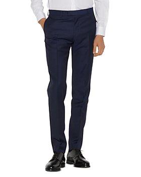 Sandro - Jupiter Wool Flannel Suit Pants