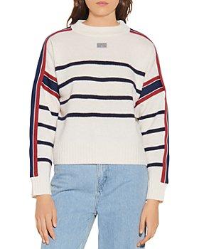 Sandro - Saylor Striped Sweater
