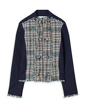 Tory Burch - Tweed Sammy Jacket