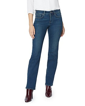 NYDJ - Marilyn Straight Leg Jeans in Reverence