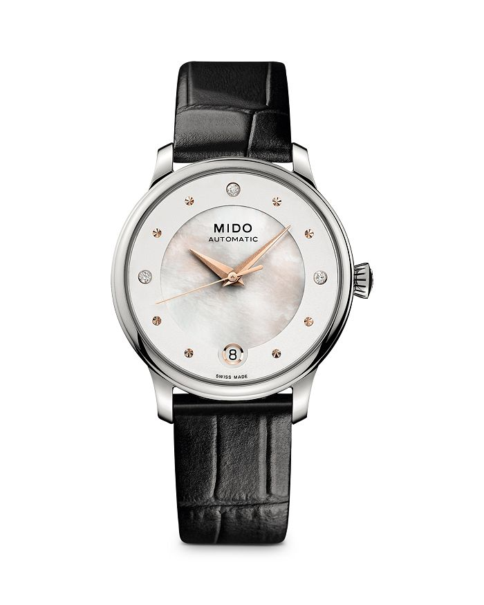 MIDO - Baroncelli Lady Day & Night Watch, 33mm