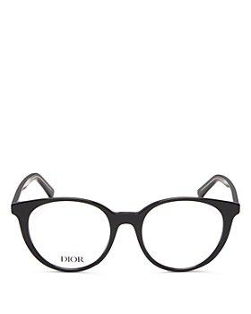 Dior - Women's Round Eyeglasses, 51mm