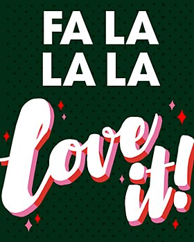 Bloomingdale's - FA LA LA Love It E-Gift Card