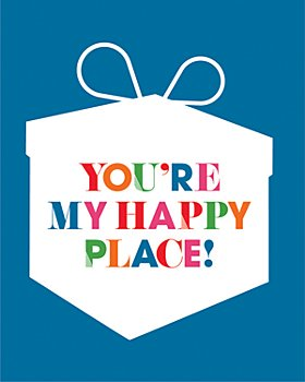 Bloomingdale's - You're My Happy Place E-Gift Card