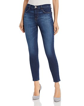 J Brand - Alana High Rise Skinny Jeans in Arcade