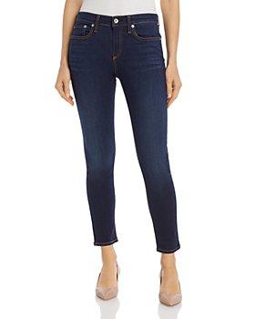 rag & bone - Cate Mid-Rise Ankle Skinny Jeans in Carmen