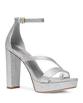 MICHAEL Michael Kors - Women's Tanner Metallic Platform Sandals