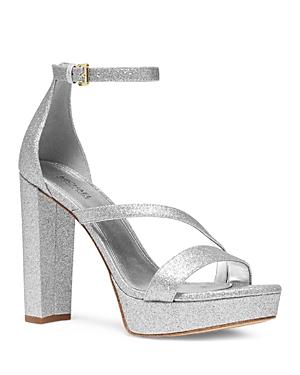 Michael Michael Kors Women's Tanner Platform Sandals