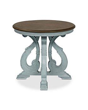 Sparrow & Wren - Tobbey Round End Table
