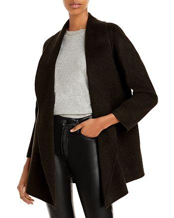 Theory - Clairene Shawl Coat