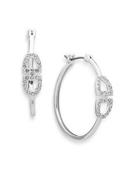 Ralph Lauren - Stirrup Hoop Earrings