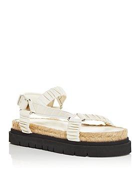 3.1 Phillip Lim - Women's Noa Strappy Espadrille Platform Sandals