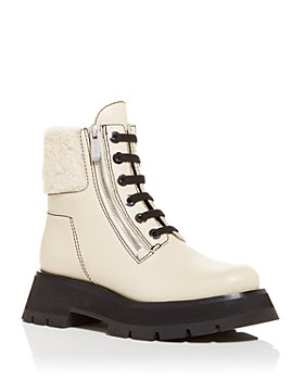 3.1 Phillip Lim - Women's Kate Shearling Platform Booties
