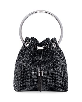 Jimmy Choo - Bon Bon Small Drawstring Crossbody
