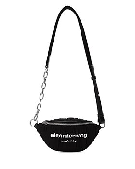 Alexander Wang - Attica Logo Ruched Belt Bag