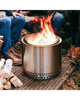 Solo Stove - Bonfire Wood Burning Fire Pit Plus Stand