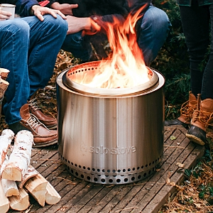 Solo Stove Bonfire Wood Burning Fire Pit Plus Stand