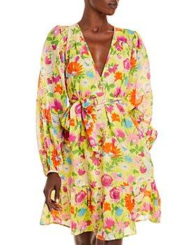Banjanan - Peony Floral Print Dress