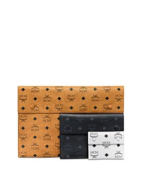MCM - Visetos Color Block Pouches, Set of 3