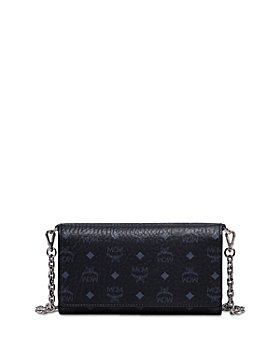 MCM - Visetos Chain Wallet Crossbody