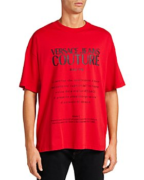 Versace Jeans Couture - Warranty Label Tee