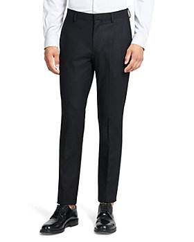 Theory - Zaine Stretch Flannel Extra Slim Fit Suit Pants