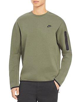Nike - Sportswear Cotton Tech Fleece Sweatshirt