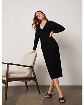 Bailey 44 - Serena Dolman Sleeve Midi Dress