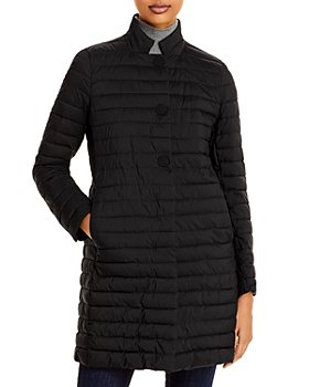 Herno - Matte Nylon Quilted Coat