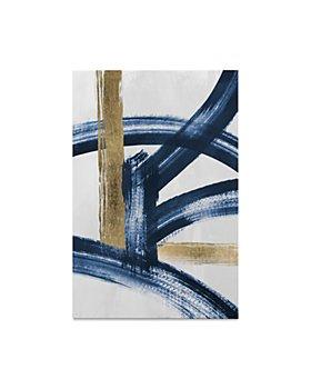 """Whom Home - Rich Ocean Wall Art, 24"""" x 36"""""""