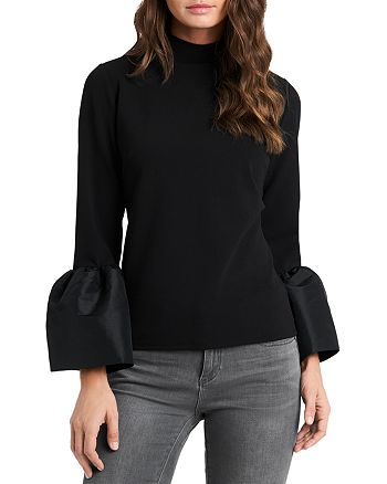 VINCE CAMUTO - Puff Sleeve Top