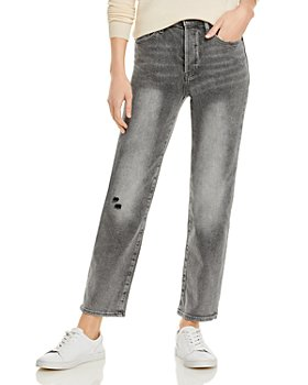 Pistola - Charlie High Rise Straight Leg Jeans in Misguided