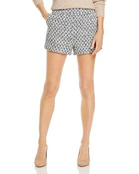 AQUA - Tweed Shorts - 100% Exclusive