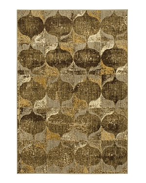 Karastan Expressions Iconograph by Scott Living Area Rug, 8' x 11'