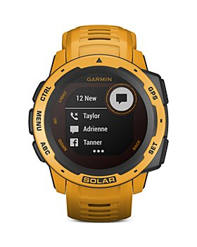 Garmin - Instinct Solar Smart Watch, 45mm