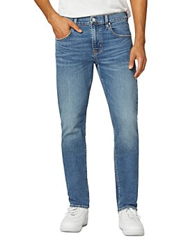 Hudson - Blake Straight Slim Jeans in Hawthorne