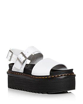 Dr. Martens - Women's Voss Quad Slingback Platform Sandals