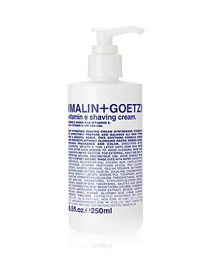 Malin+Goetz Vitamin E Shave Cream Pump 8 oz.