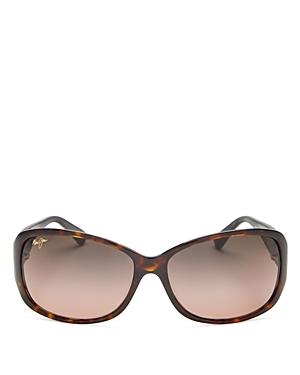 Women's Nalani Polarized Square Sunglasses