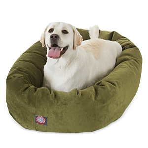 Majestic Pet Villa Bagel Dog Bed, Large