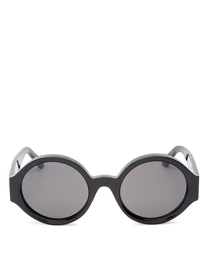 Loewe Sunglasses WOMEN'S ROUND SUNGLASSES, 53MM