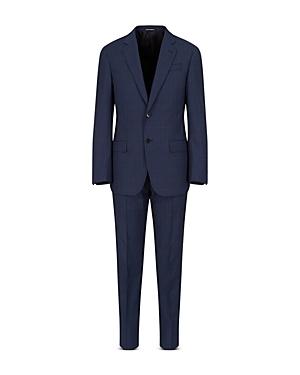 Simon Plaid Suit