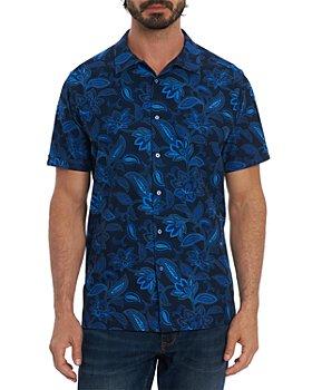 Robert Graham - Paisley Classic Fit Short Sleeve Shirt
